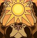 Sun & Moon Bear, Illustrator